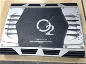 O2 SPIRAL Car Amplifier F150 AMP